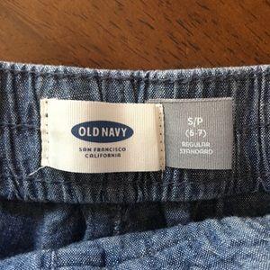 Old Navy Bottoms - Girls cotton jean shorts